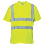 Safety Hi Vis T-Shirt