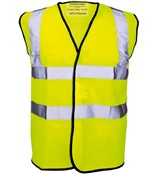 Safety High Visibility Vest